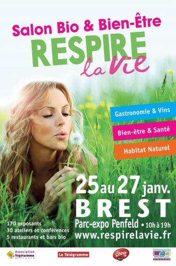 Salon Respire la Vie de Brest