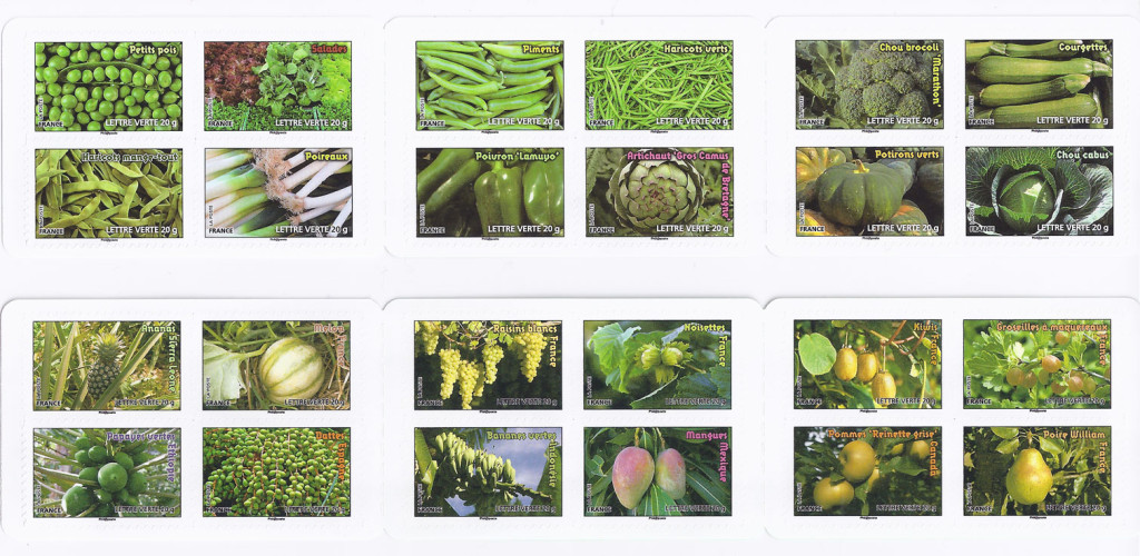 Des fruits et légumes à expédier