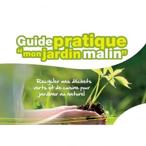 "Guide pratique ""Mon jardin malin"""