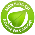 Blog neutre en carbonne
