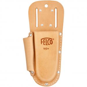 Etui sécateur en cuir avec emplacement affiloir Felco 910+