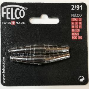 2 ressorts pour sécateur Felco 160L, 2, 4, 7, 8, 9, 10, 11, 19, 100, 4C&H, 8CC et 400